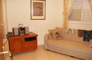 Central Netanya, 4 room Apartment (LB)