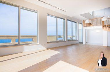 Netanya, Nitza Blvd, 6 room Penthouse-Duplex (LB)