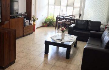 Central Netanya, 3.5 room apartment (SH)