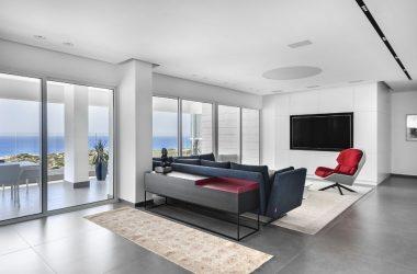 Ir Yamim, 6 room Double Apartment (LB)