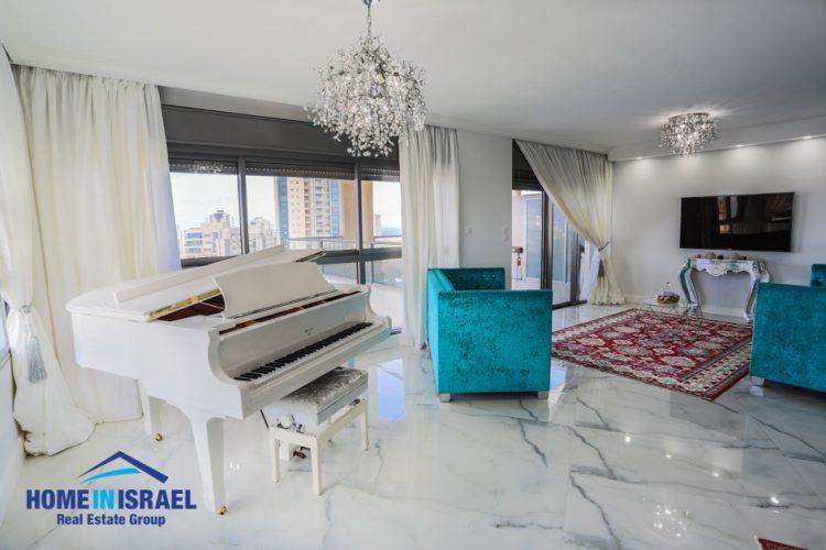 Ir-Yamim, 5 room Apartment (IS)