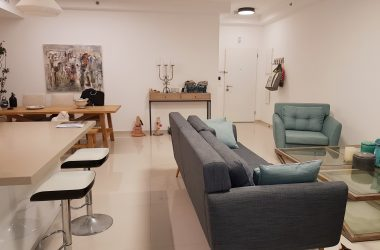 Ir Yamim, 5 room apartment (LB)