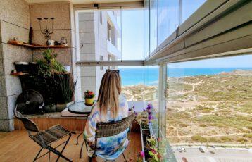 Netanya, Ir Yamim, 5 room apartment (LB)