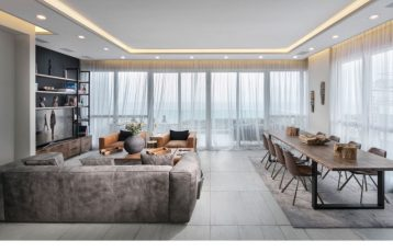Netanya, Ir Yamim, 5 room Mini-Penthouse  (LB)